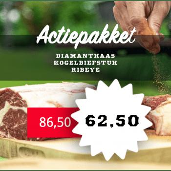 Actiepakket: Biefstukgeluk