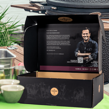 Pakket - BBQ Master