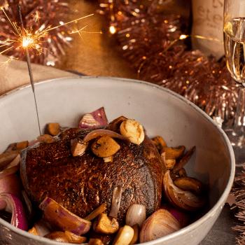 Feestelijke Chateaubriand met ratatouille